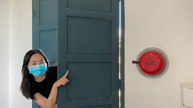 從《火神的眼淚》看古蹟 火災警報器用搖的!?