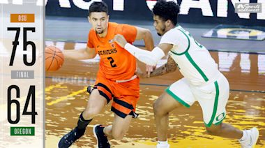 Oregon Ducks 28-game home winning streak snapped in loss to Oregon State