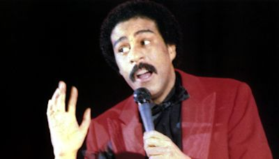 Richard Pryor's widow explains why his comedy still matters: 'Now more than ever we need Richard's voice'