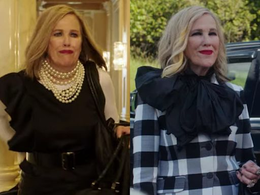 The first and last outfits of 13 characters on 'Schitt's Creek'