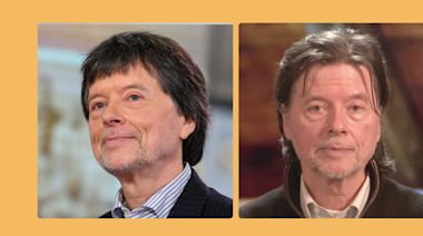 Ken Burns' emotional reason for not changing his hairstyle for 40 years
