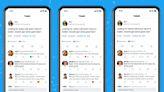 Twitter 開始在 iOS 上實驗推、噓功能