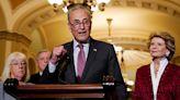 Schumer to push Senate forward on bipartisan infrastructure bill, budget resolution this week