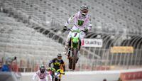 Tomac wins Supercross Round 13, Thrasher new 250 winner - NBC Sports