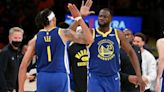 Curry's triple-double leads Warriors past Lakers; Bucks win