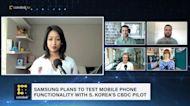 Samsung Plans to Participate in South Korea's CBDC Pilot
