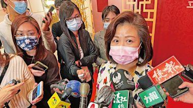 加快促進自由行旅客來澳 陳美儀冀廣東恢復網上簽註