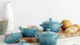Macy's is having a huge sale on Le Creuset's colorful cookware