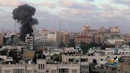 Israeli War Planes Pounded The Gaza Strip Overnight