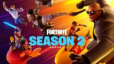 'Fortnite' launches Season 2, Chapter 2 with surprise Deadpool content