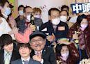 TVB高層曾勵珍開香檳中頭獎 劉丹成為民選「大叔部長」不抗拒演BL | 蘋果日報