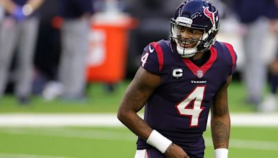 """Report: """"Unlikely"""" that Deshaun Watson's criminal probe will end before trade deadline"""