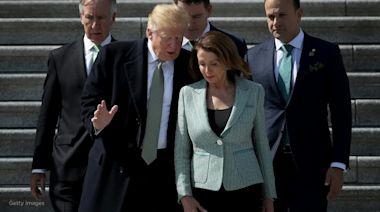 Trump, Dems in tentative deal on North American trade accord