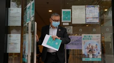 信報即時新聞 -- 約182萬人接種首劑疫苗