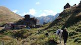 Tushetia, un viaje por la remota región montañosa en Georgia