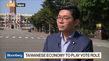 KMT's Hsu on Taiwan Election, Economy