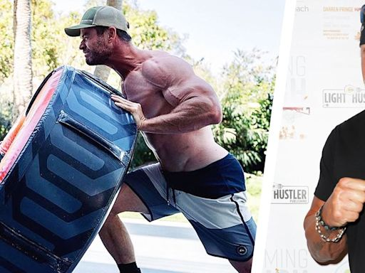 Hulk Hogan Reacts to Chris Hemsworth's Extreme Muscle Transformation for His Biopic