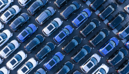 New vehicle sales hit record high for fifth-straight month