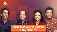 The 'Seinfeld' cast, ranked by net worth