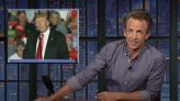 Seth Meyers Brutally Mocks Trump for Boring His Rally Crowd: 'Like Watching an Open-Mic Night at the Senior Center'