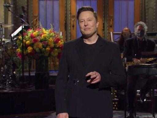 Elon Musk Has Lost $20 Billion Since Hosting 'Saturday Night Live'