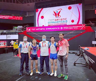 體操 石偉雄傷癒復出 周二夥師弟吳家祺出戰日本世錦賽
