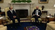 Biden and Israel PM pay tribute to Kabul victims