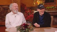 """Ron + Clint Howard on New Memoir """"The Boys"""": """"This Is Really a Love Letter to Mom and Dad"""""""