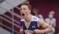 Warholm's evolution: From running in jeans to world records