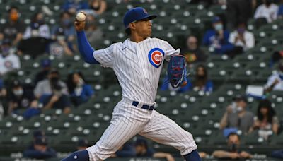 How Cubs' Adbert Alzolay recovered from Brewers' first-inning rally