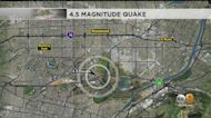 'A Bit Of Anxiety': El Monte Earthquake Followed By Series Of Moderate Quakes Across SoCal