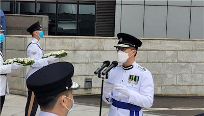 警隊紀念日 | 蕭澤頤:致敬殉職警員 遏止危害國安行為
