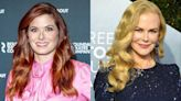 Debra Messing Campaigns to Play Lucille Ball After Learning Nicole Kidman Is Up for the Role