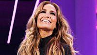 Jennifer Lopez Makes Surprise Appearance at 2021 MTV VMAs