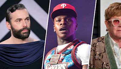 Elton John, other celebrities respond to rapper DaBaby after anti-gay comments go viral