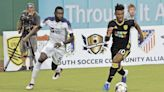 New Mexico United's bubble is working ... so far