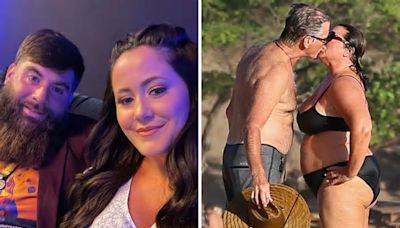 Teen Mom Jenelle Evans' husband David Eason fat-shames actor Pierce Brosnan and his wife Keely Shaye Smith