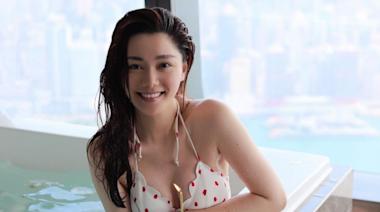 湯洛雯IG派Staycation福利圖 網民發現男友馬國明在場証據
