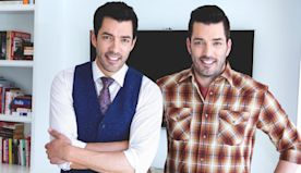 Your Favorite Celebs Will Join the Property Brothers on a New HGTV Show