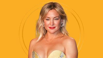Kate Hudson's Face After Completing This Mobility Challenge Is So Relatable