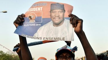 Niger opposition figure accused in unrest turns himself in