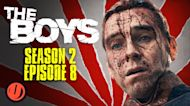 THE BOYS Season 2 Finale Breakdown! Ending Explained & Head Popper Revealed