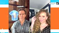 Ryan Reynolds posts Mariah Carey TikTok for Blake Lively's birthday
