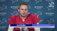 Jared Goff on facing Rams in Week 7: Not worried about feeling 'some type of way'