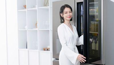 LG SIGNATURE以極致享受與藝術本質,為品牌大使徐若瑄體現「家」的哲學