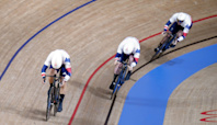 Jason Kenny still level with Sir Chris Hoy on six golds after sprint silver