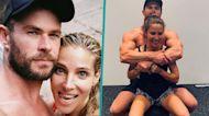 Chris Hemsworth Celebrates Wife Elsa Pataky's 45th Birthday With Sweet Photos