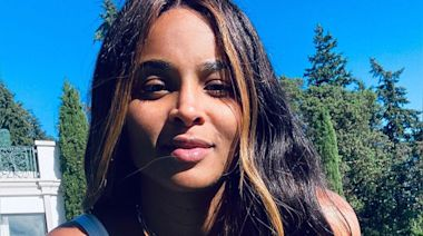 Ciara Starts Fitness Journey to Lose 48 Lbs. After Giving Birth: 'Going to Work Really Hard'