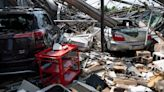 The 8-minute, 3.5 miles of the Bensalem tornado: Flying car parts, collapsed buildings and a crushed pickup