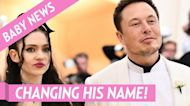 Elon Musk Is 'Very Involved' Coparenting Son X AE A-XII With Grimes